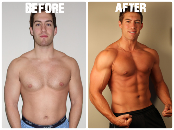 Resultado de imagen para animal pak results before and after