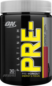 Platinum PRE Supplement