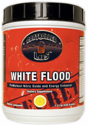 white flood supplement